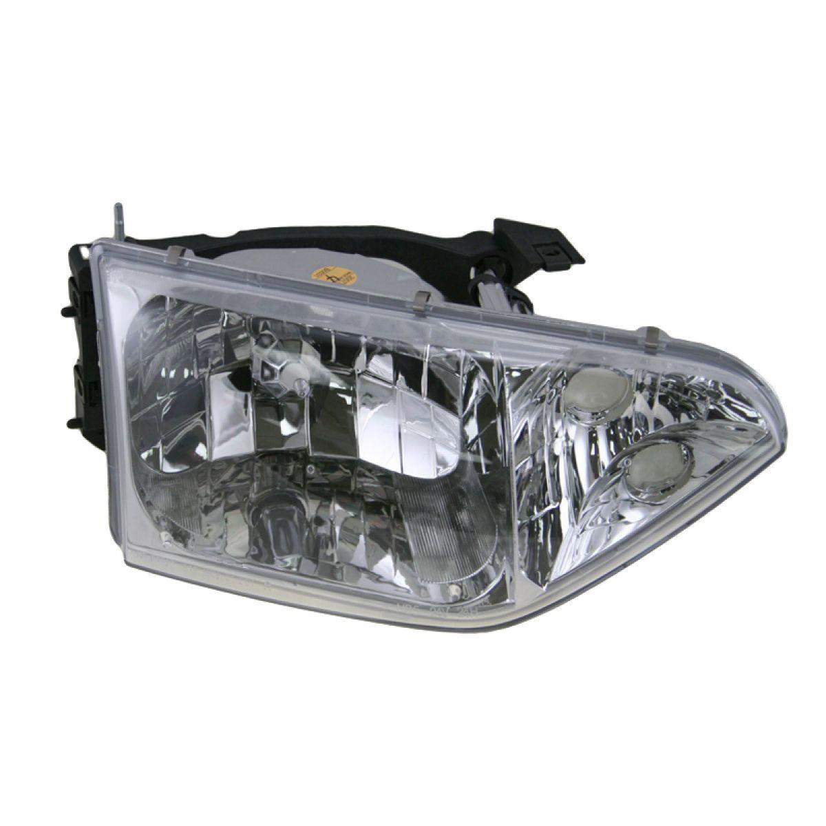 hight resolution of headlight headlamp rh right passenger side for 01 02 headlight switch wiring 2008 nissan quest headlight