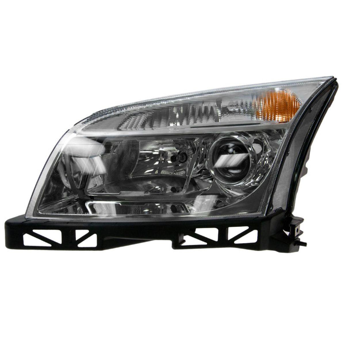 hight resolution of headlight headlamp driver side left lh new for 06 09 mercury milan
