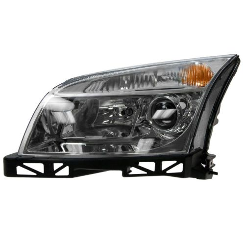 small resolution of headlight headlamp driver side left lh new for 06 09 mercury milan