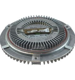 behr 376732111 radiator cooling fan visco clutch for bmw 320i 325i 525i 530i new [ 1200 x 1200 Pixel ]