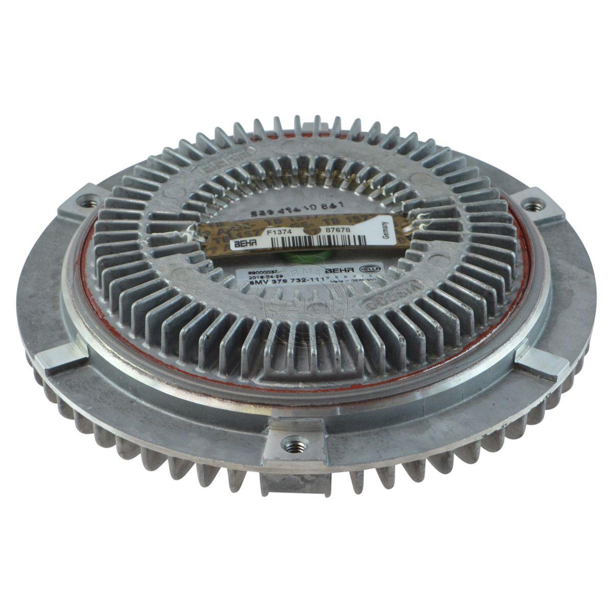 hight resolution of behr 376732111 radiator cooling fan visco clutch for bmw 320i 325i 525i 530i new