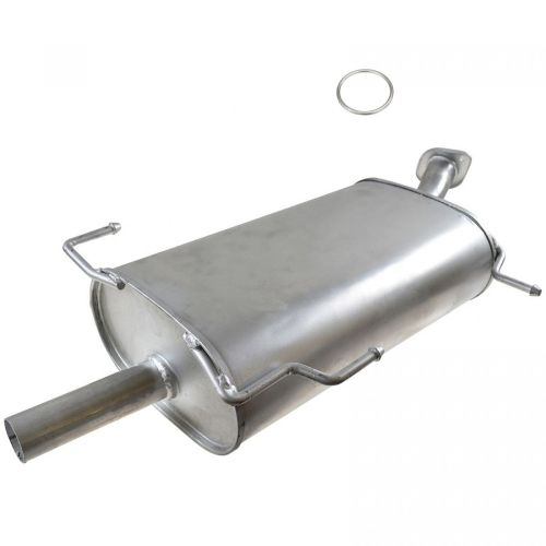 small resolution of rear exhaust muffler section with gasket new for i30 maxima v6 3 0l