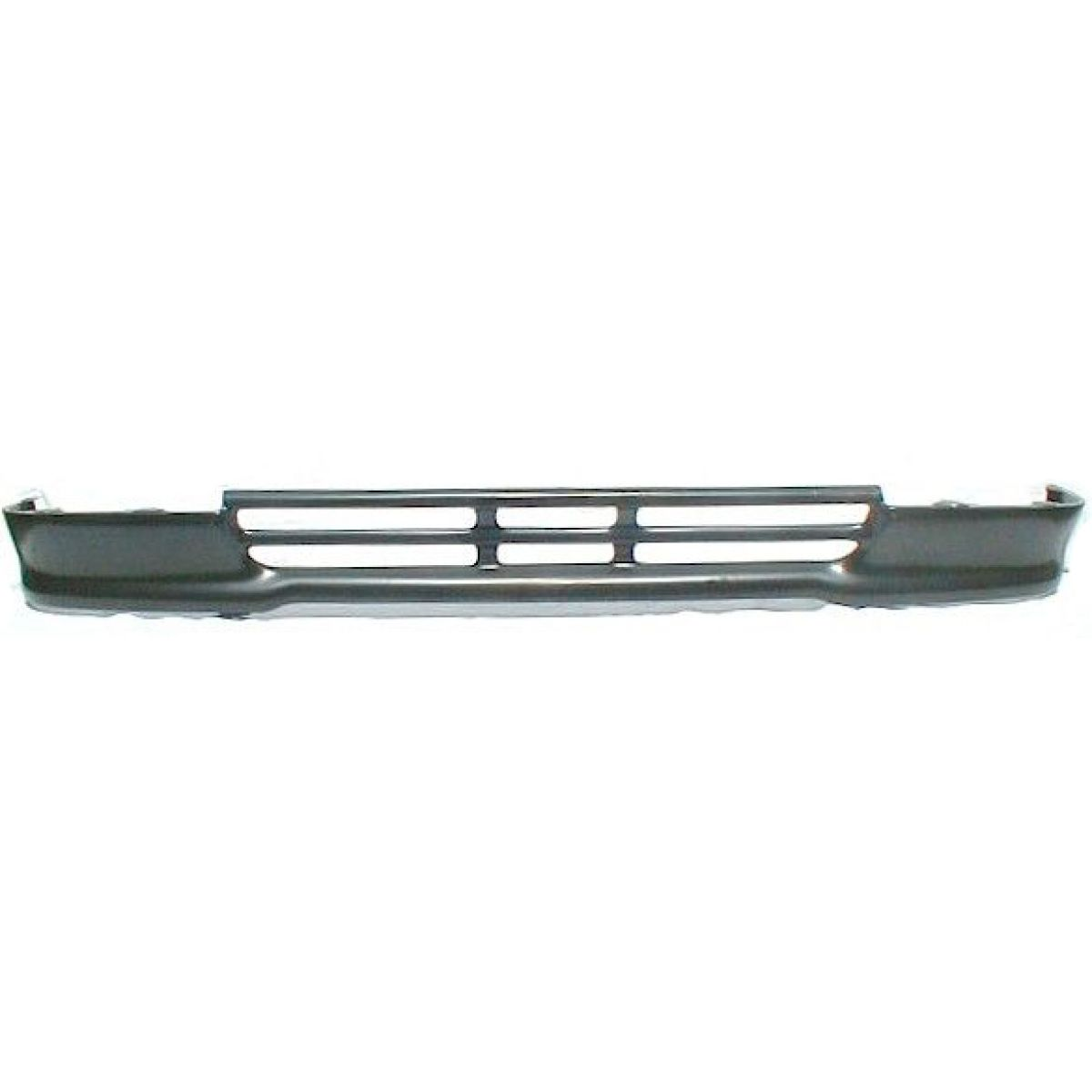 hight resolution of steel front lower valance panel for 92 95 toyota pickup truck 4wd 4x4