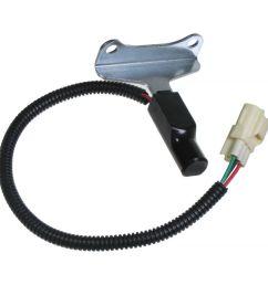 crankshaft crank angle position sensor 56027871 for dodge pickup truck [ 1200 x 1200 Pixel ]