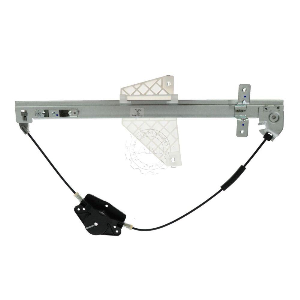 medium resolution of rear door power window regulator driver side left lh for 01 04 grand cherokee