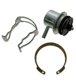 fuel filter pressure regulator for buick chevy gmc hummer isuzu pontiac new [ 1200 x 1200 Pixel ]