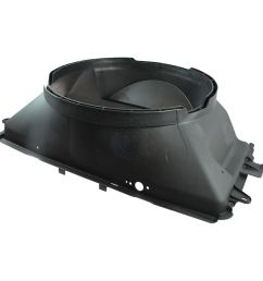 oem 7l3z8146a radiator fan shroud for ford f150 lincoln mark lt pickup truck [ 1200 x 1200 Pixel ]