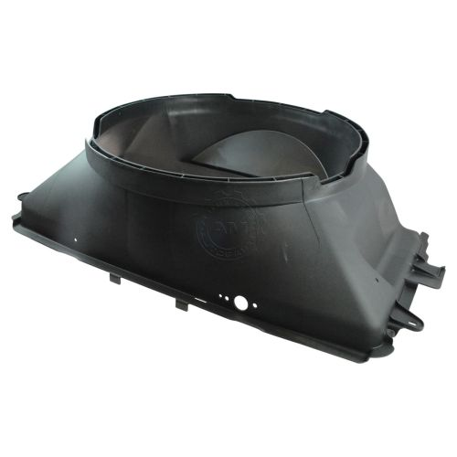 small resolution of oem 7l3z8146a radiator fan shroud for ford f150 lincoln mark lt pickup truck