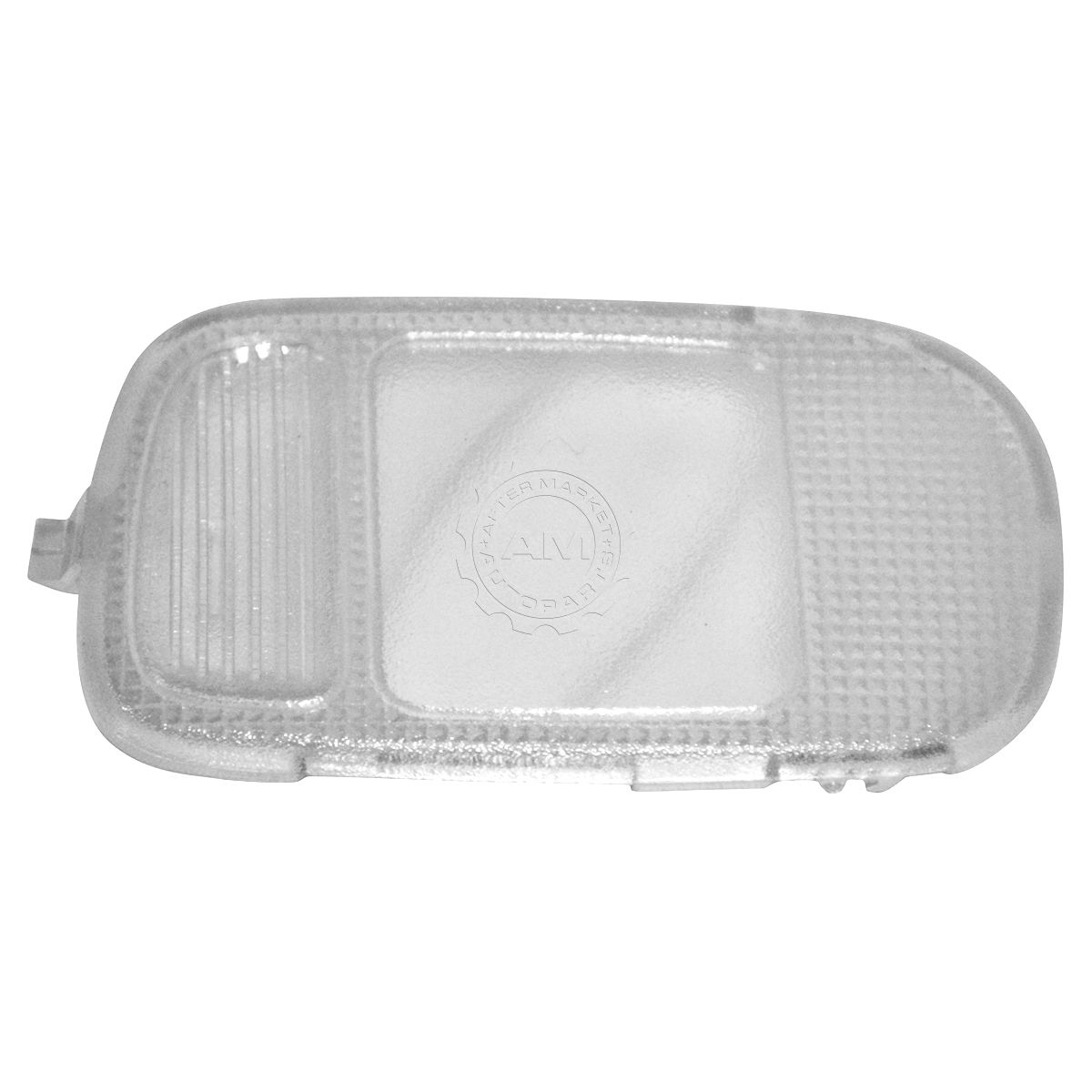 hight resolution of oem mopar overhead console mounted light lens passenger side rh rf for dodge