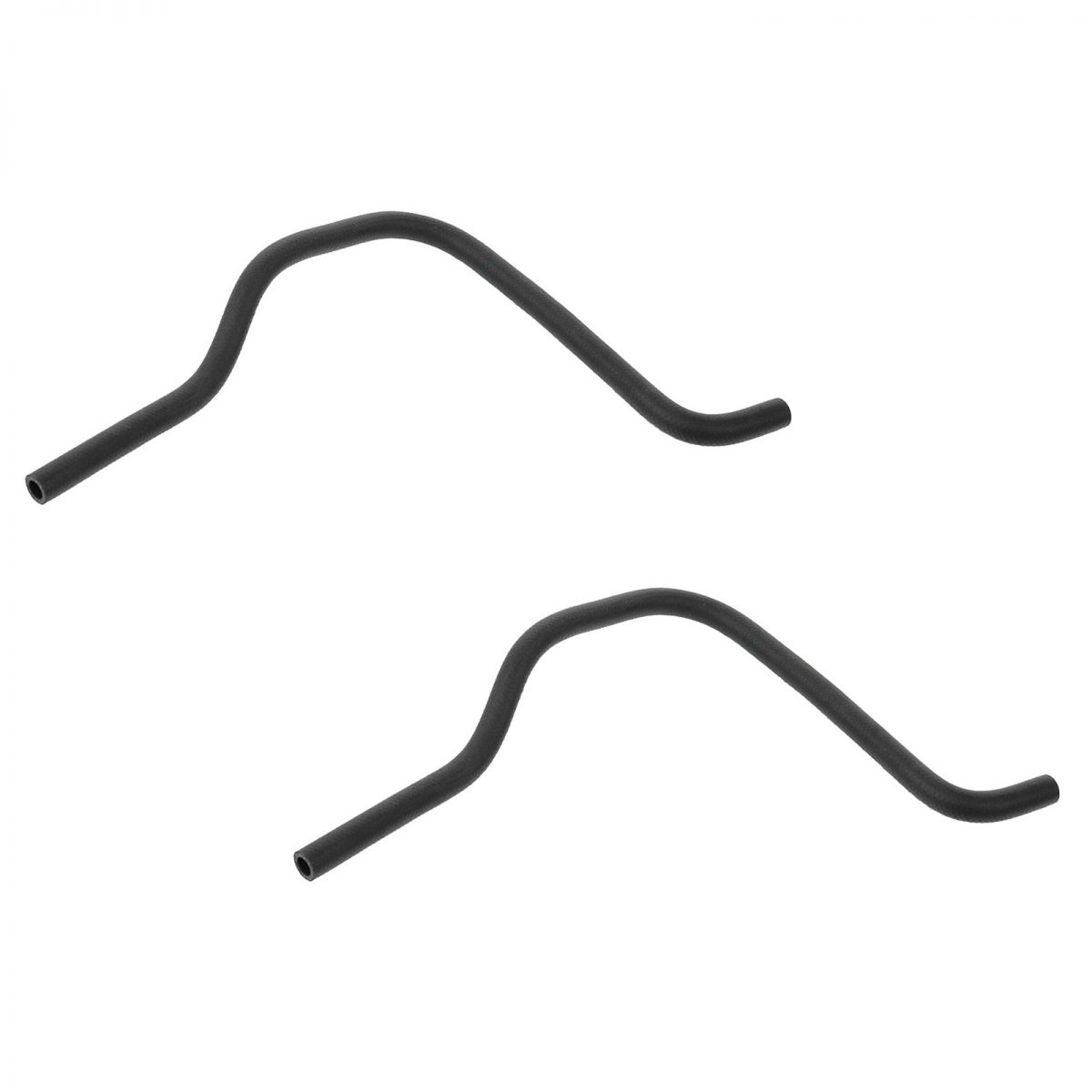 Transmission Oil Cooler Hose Line Inlet Outlet Pair Set of