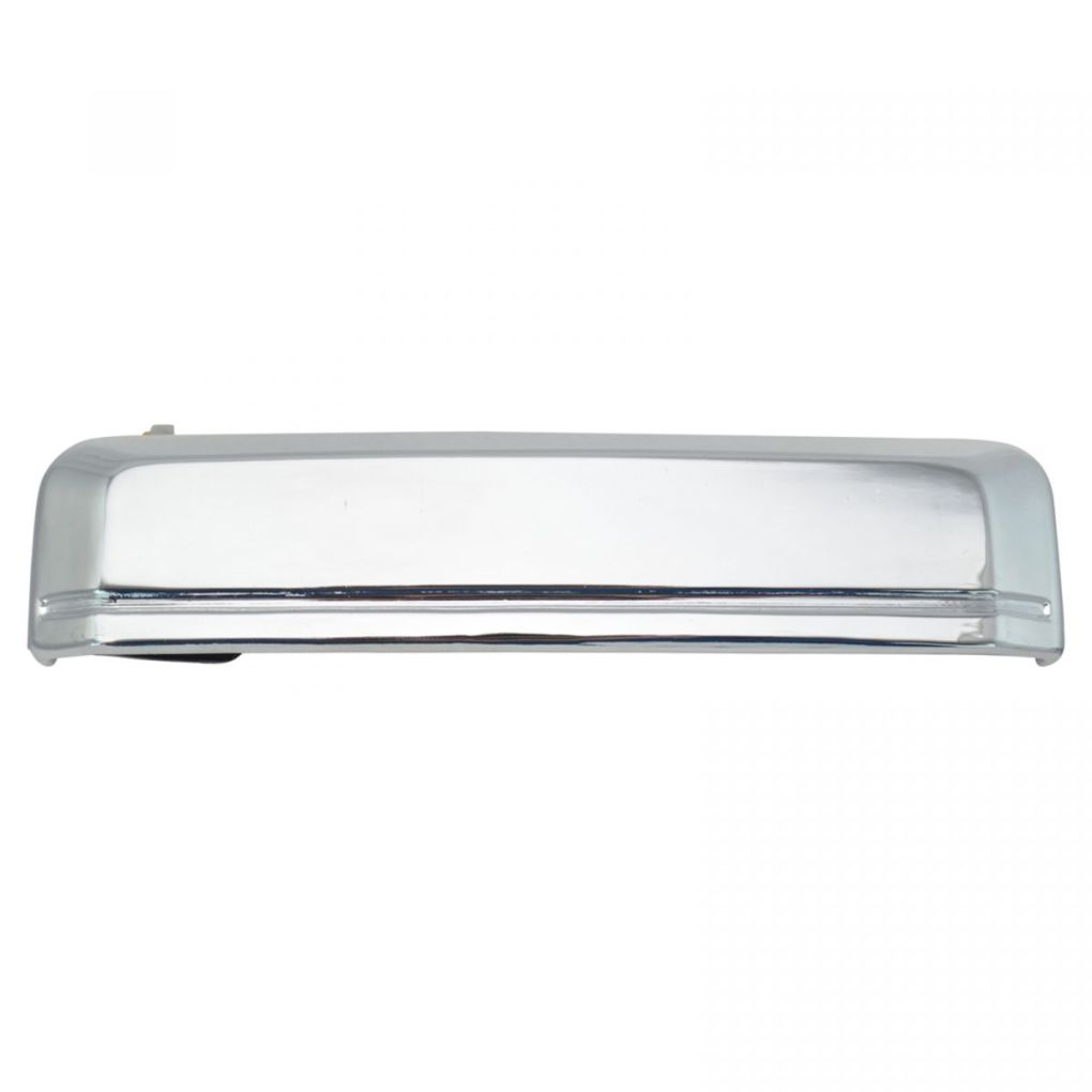Chrome Outside Exterior Door Handle Passenger Right RH For Pathfinder D21 Pickup