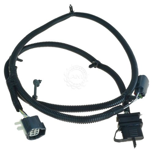 small resolution of oem 68064400aa 4 way tow trailer plug in wiring harness for 11 15 jeep wrangler
