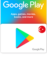 GOOGLE PLAY TRY - Turkey (TL)