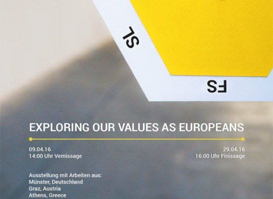 EXPLORING OUR VALUES AS EUROPEANS