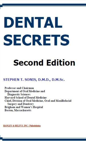 Dental Secrets 2nd Edition PDF