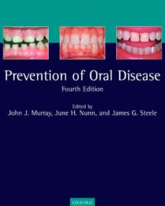 Prevention of Oral Disease 4th Edition PDF