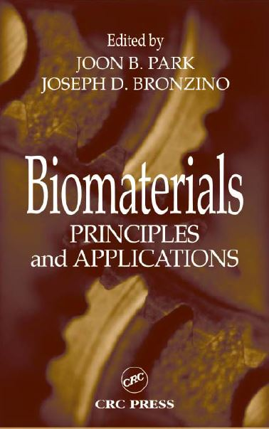 Biomaterials Principles and Applications PDF