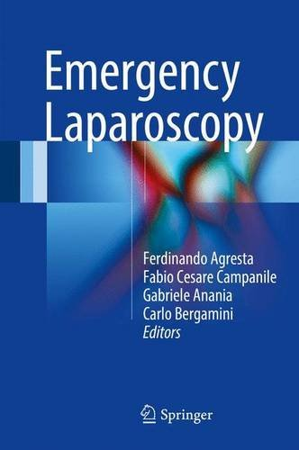 Emergency Laparoscopy PDF