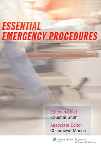 Essential Emergency Procedures 1st Edition PDF