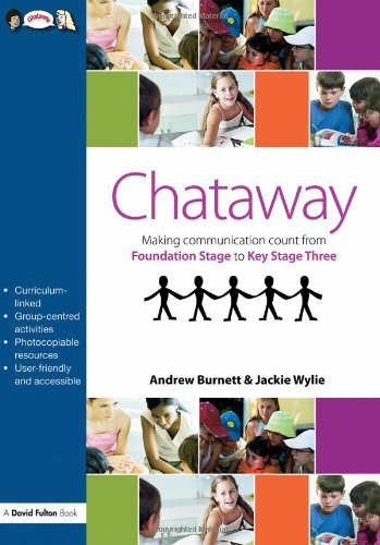 Chataway Making Communication Count from Foundation Stage to Key Stage Three PDF