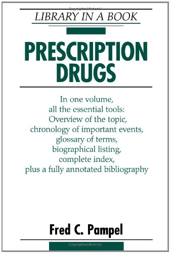 PRESCRIPTION DRUGS 1st Edition PDF