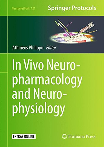 In Vivo Neuropharmacology and Neurophysiology PDF
