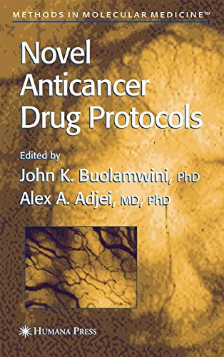Novel Anticancer Drug Protocols PDF