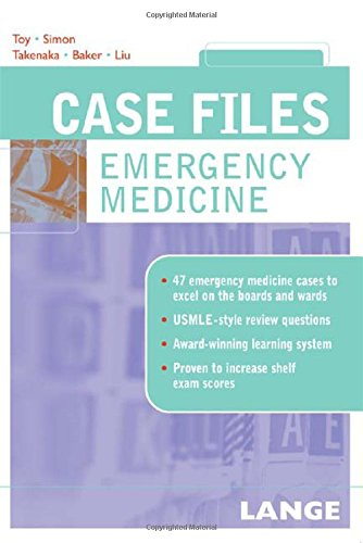 Case Files Emergency Medicine PDF