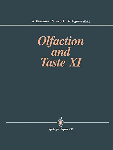 Olfaction and Taste XI PDF