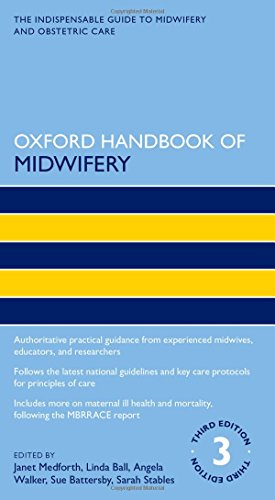 Oxford Handbook of Midwifery 3rd Edition PDF