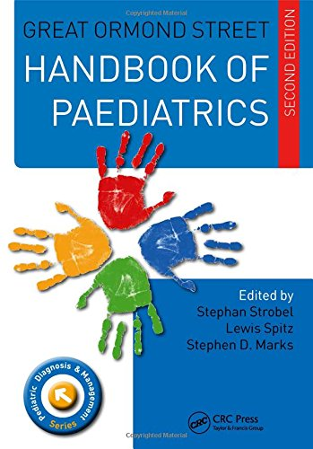 Great Ormond Street Handbook of Paediatrics 2nd Edition PDF