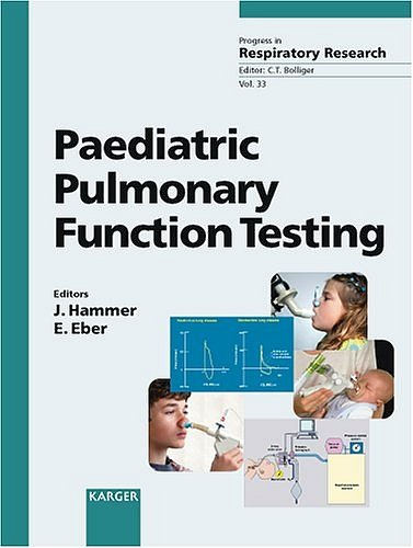 Paediatric Pulmonary Function Testing PDF