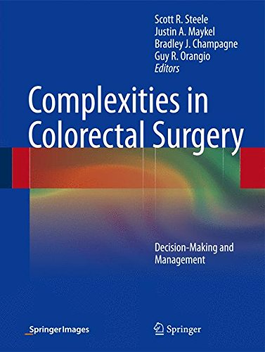 Complexities in Colorectal Surgery PDF