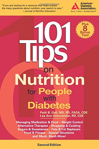 101 Tips on Nutrition for People with Diabetes PDF