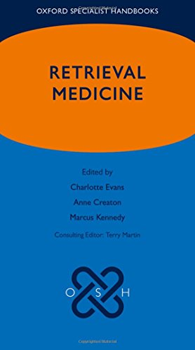 Oxford Specialist Handbook of Retrieval Medicine PDF