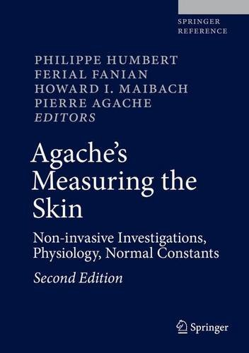 Agache's Measuring the Skin PDF