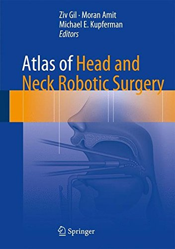 Atlas of Head and Neck Robotic Surgery PDF