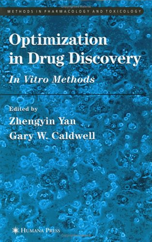 Optimization in Drug Discovery PDF