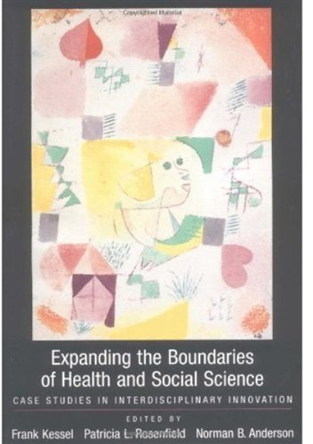 Expanding the Boundaries of Health and Social Science PDF