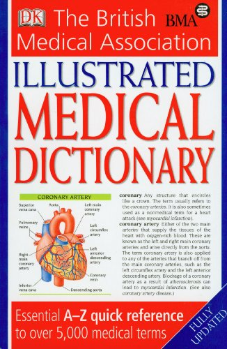 BMA Illustrated Medical Dictionary 2nd Edition PDF