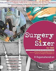 Surgery Sixer For Nbe 3rd Edition PDF