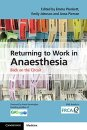 Returning to Work in Anaesthesia PDF