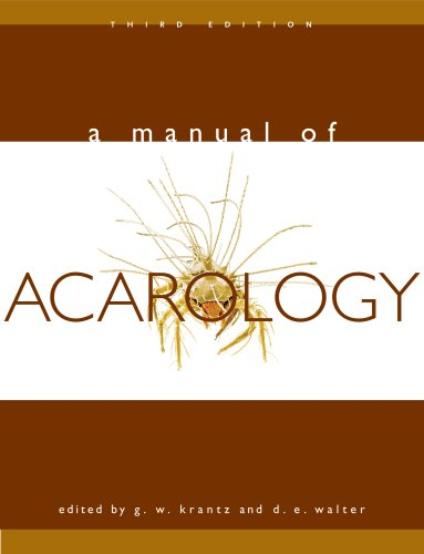 A Manual of Acarology 3rd Edition PDF