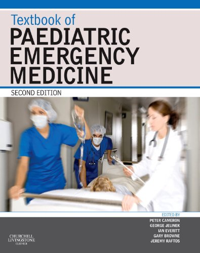 Textbook of Paediatric Emergency Medicine 2nd Edition PDF