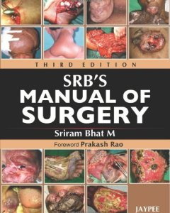 SRB'S Manual of Surgery 3rd Edition PDF