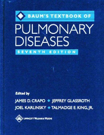 Baum's Textbook of Pulmonary Diseases 7th Edition PDF