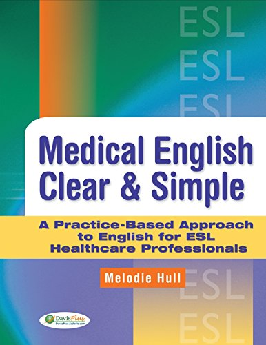 Medical English Clear & Simple PDF