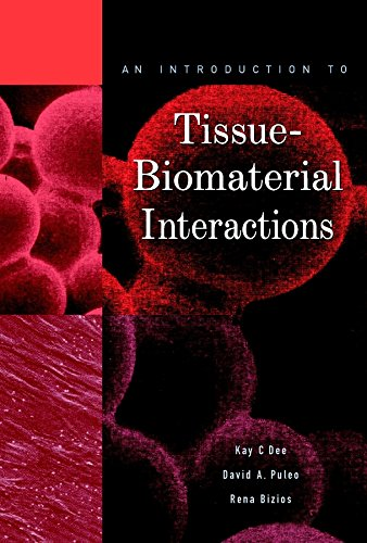 An Introduction to Tissue-Biomaterial Interactions PDF
