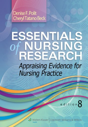 Essentials of Nursing Research 8th Edition PDF