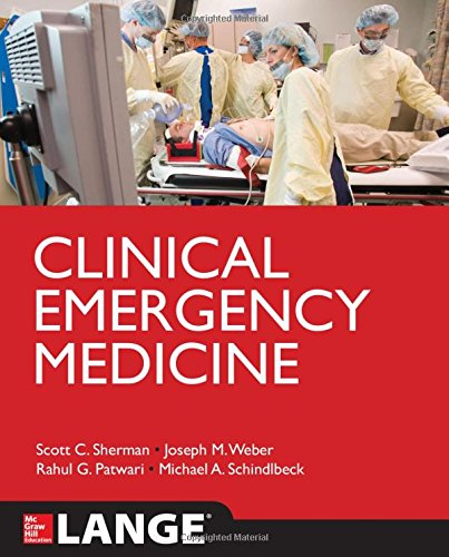 Clinical Emergency Medicine 1st Edition PDF